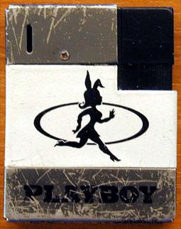 De playboy aansteker