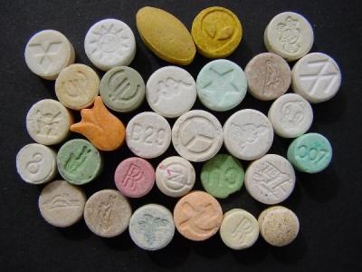 Grondstof voor pillen