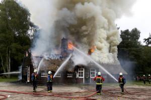 De laatste brand van ex-tbs'er Lyndia V.?
