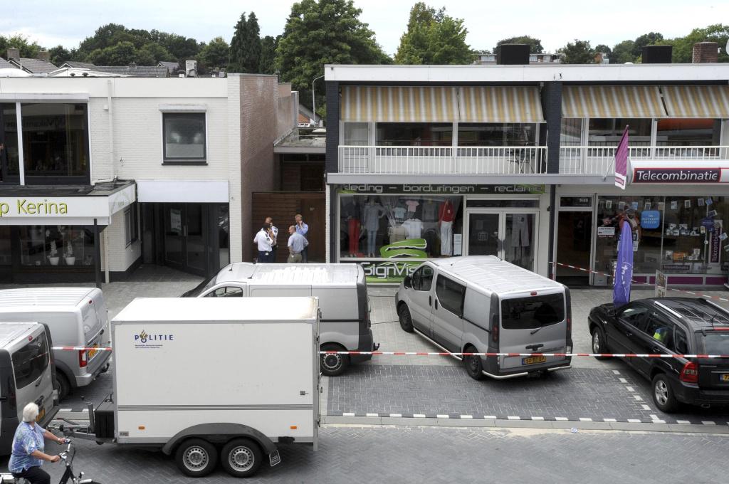 Andre Lubbers: thuis doodgeschoten