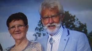 Het echtpaar Westra