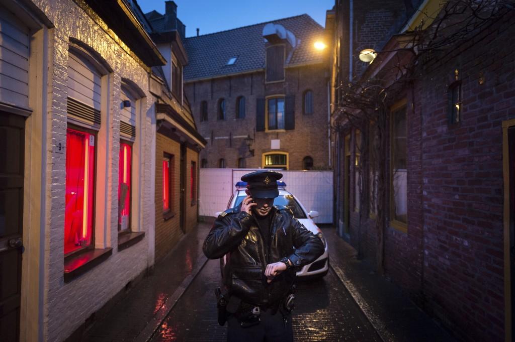 Moord in de rosse buurt (foto: Kees van de Veen)
