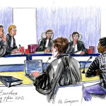 S. in de rechtbank