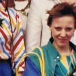 Antoinette Bont als tiener