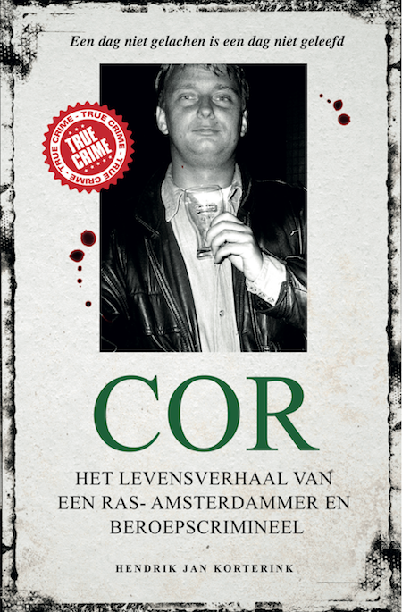 Boek over Cor van Hout