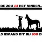 Stichting Zinloos Geweld Tegen Dieren heeft een beloning uitgeloofd